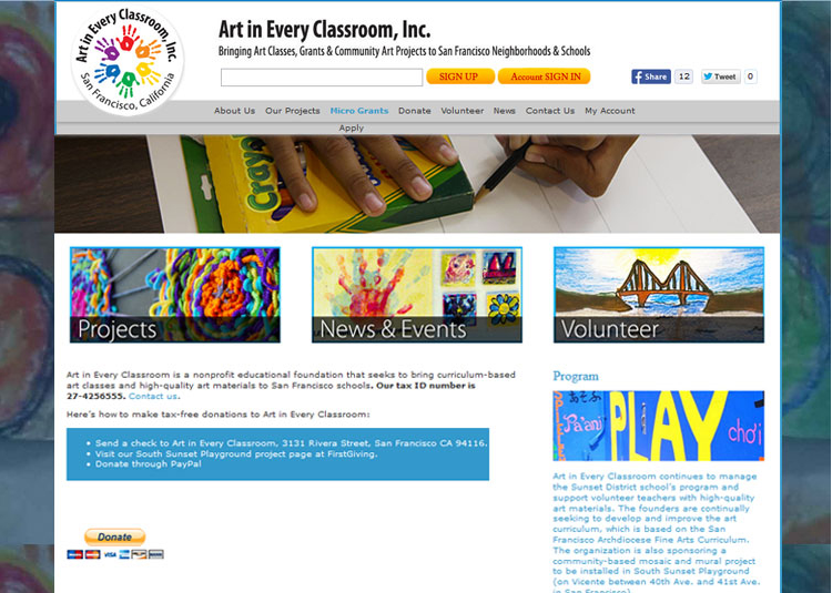 AEC- Art in Everyclassroom