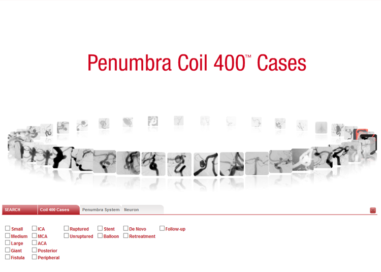 Penumbra Dynamic Case Studies